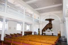 Ev. Kirche: Innenansicht 4