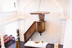 Ev. Kirche: Innenansicht 1